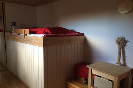 Small room for one or two people - Bærum - Lakás