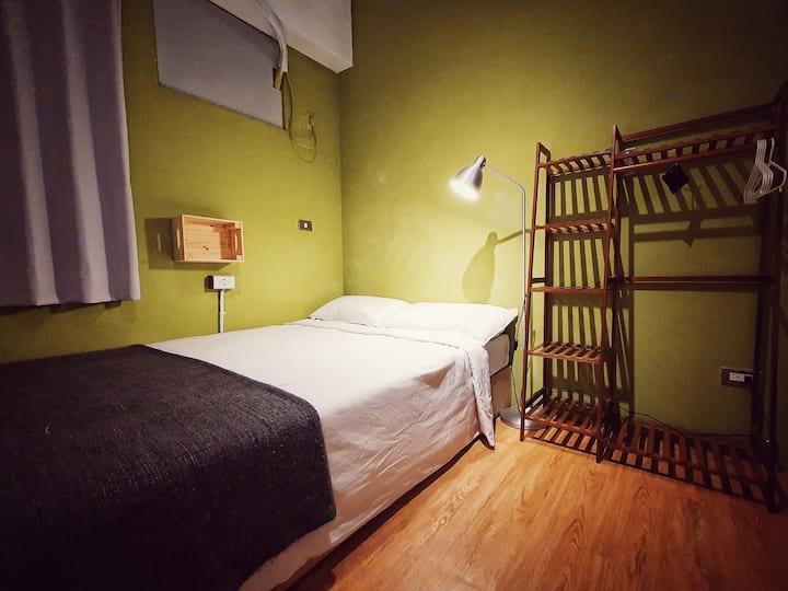 62巷青年旅館之228連假限定房型