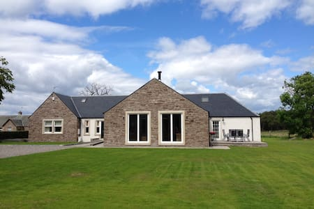 Large country house, sleeping 8, near Stirling - Stirling - House