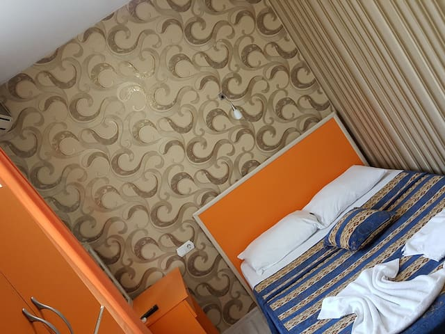 Single Room-Anadolu Hotel