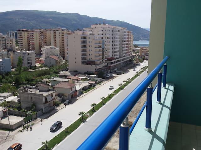 Villa Zamos - Rr. G.Kastrioti - Vlorë - Appartement