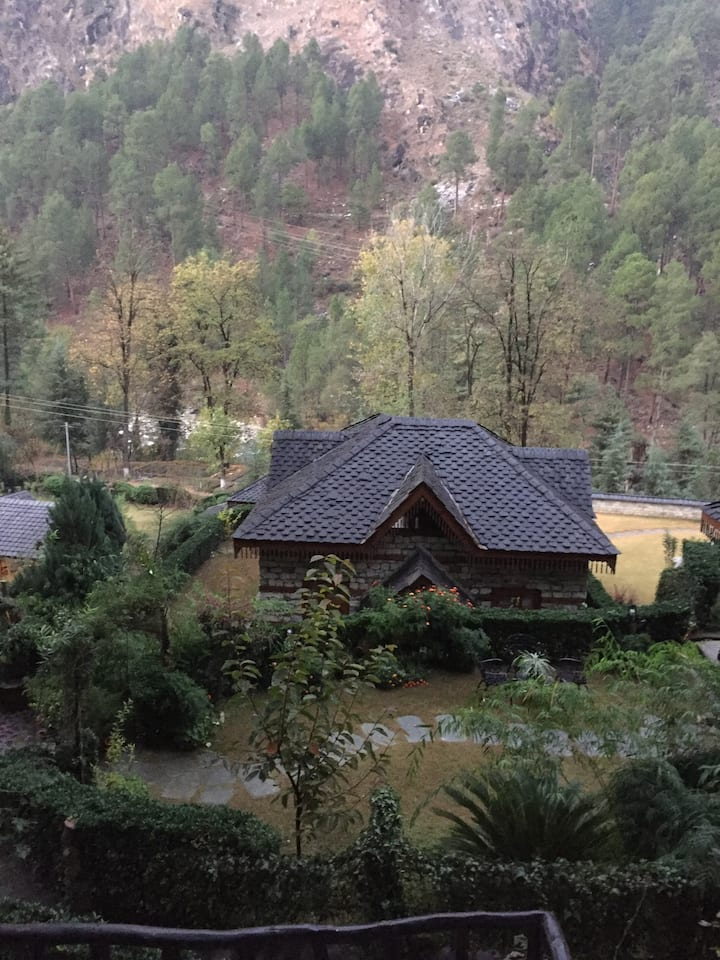 Mud House cottage kasol