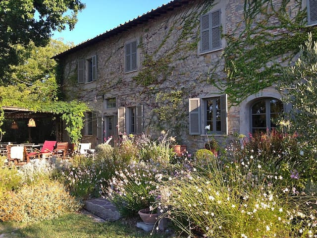 Farmhouse (BIG) - Tuscan Maremma - Guardistallo - Villa