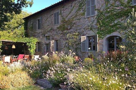 Farmhouse (BIG) - Tuscan Maremma - Guardistallo