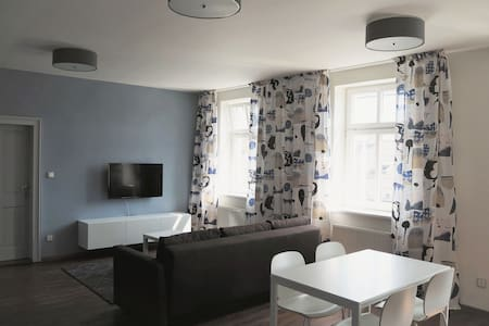 Nice large Apartment close to Vitkovice Arena.