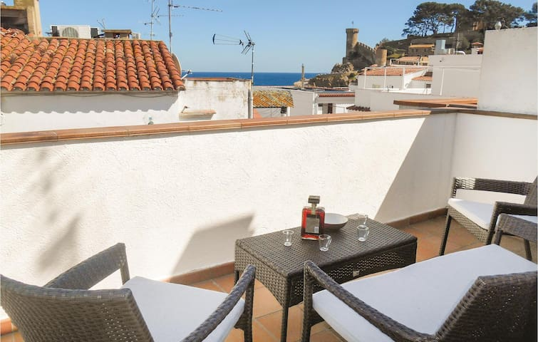Holiday apartment with 1 bedroom on 54m² in Tossa de Mar