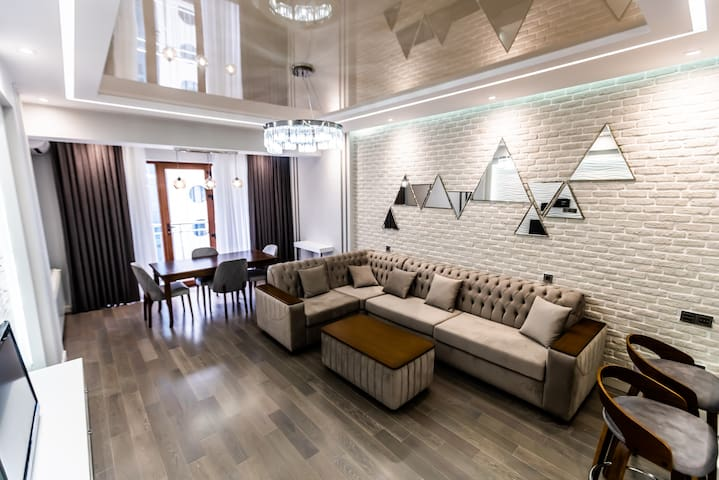 Luxery flat in the Heart of the Baku