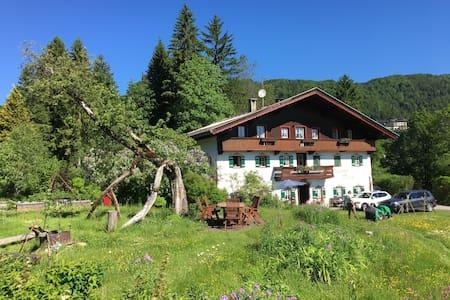 Durchner Mühle - Sommertraum am Walchsee