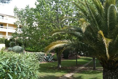 St Raphaël : Plongez dans l'été à 100m de la mer ! - Saint-Raphaël - Wohnung