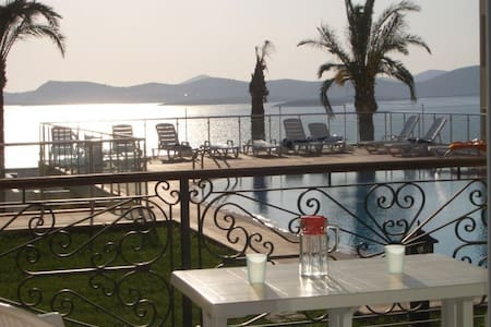 Gulluk, Bodrum, Turkey, Holiday Apartment - Güllük - Hus