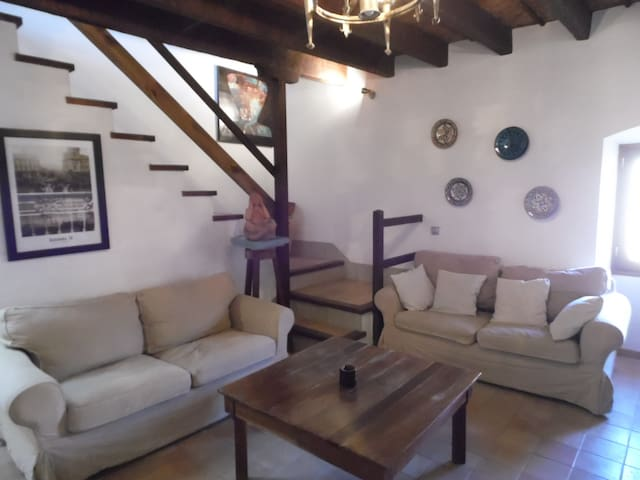 Apartment in a town house in the heart of Arta