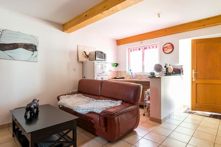 Petit studio cosy - Appartement