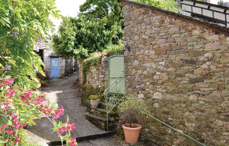 Holiday apartment with 1 room on 21 m² in Najac
