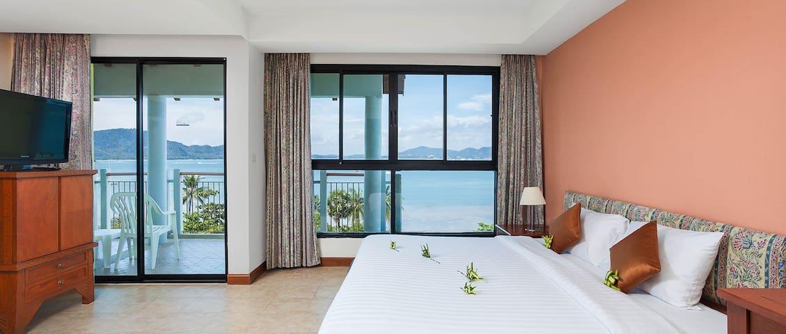 Superior (1bedroom) Sea View 2