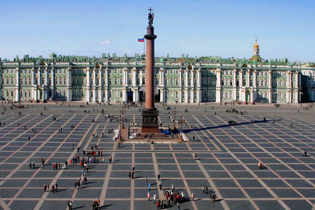 Rooms For Rent St Petersburg