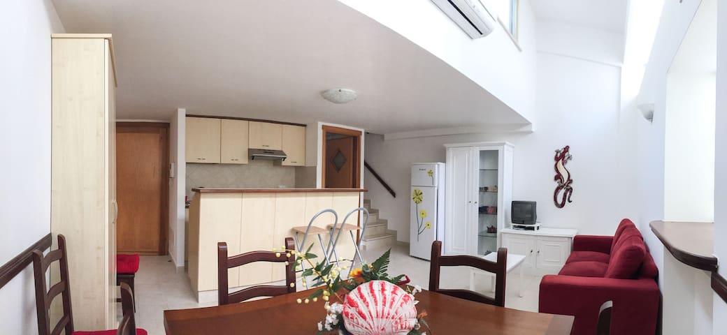 3Delightful Apartment in Sperlonga - Sperlonga - Apartment