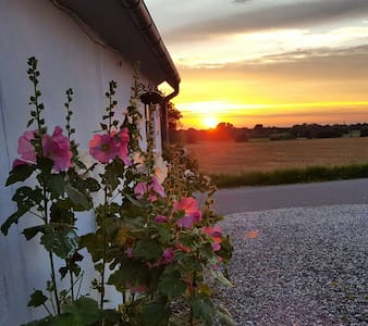 Øen Møn, hyggeligt hus på landet. - Stege - Hus