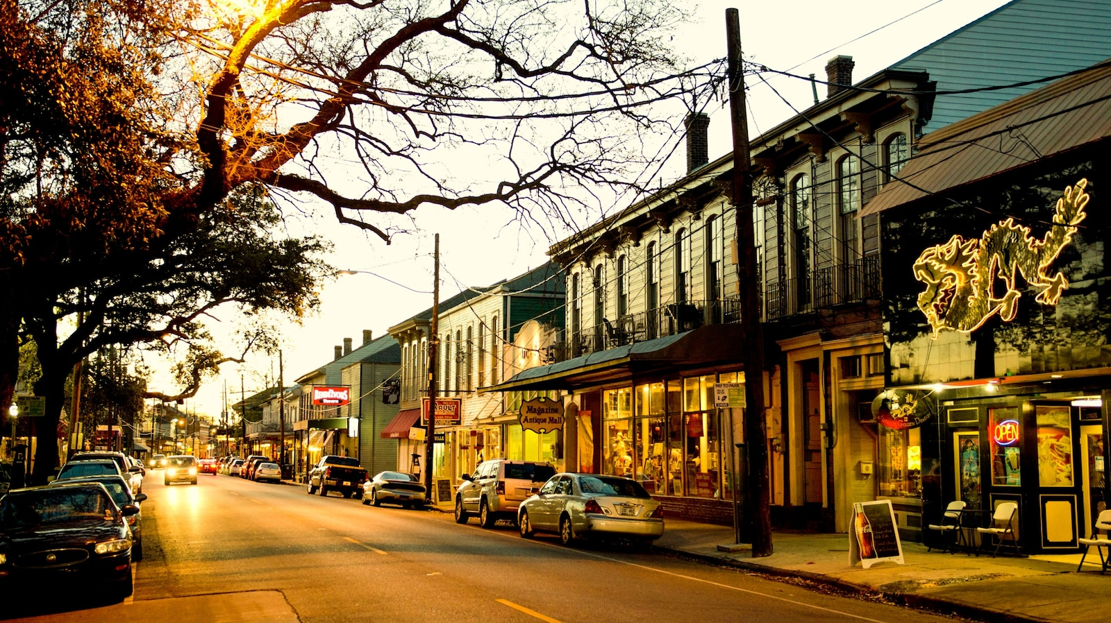 Vacation rentals in New Orleans