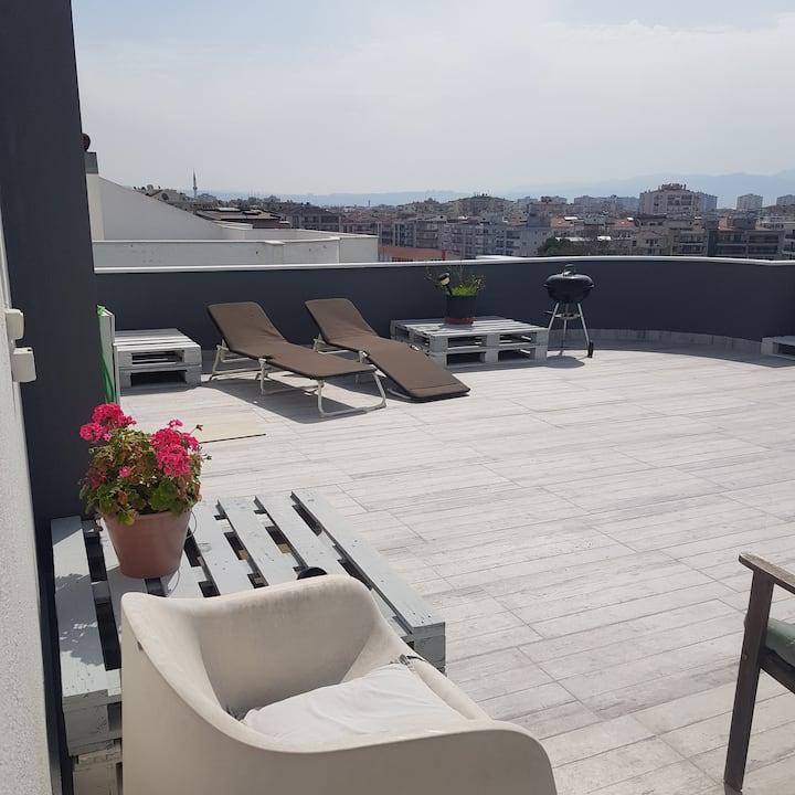 Karşıyaka Roof Terrace