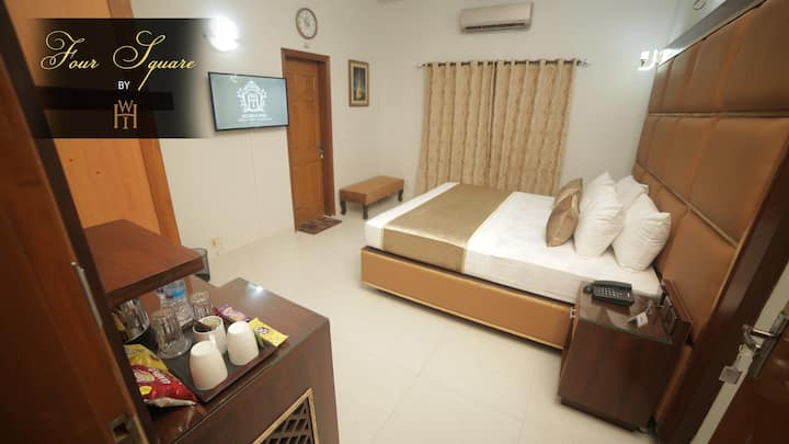 Superior Double Room at Four Square by WI Hotels