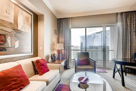 MGM Signature Hotel Penthouse Balcony Strip View - Las Vegas - Kondominium