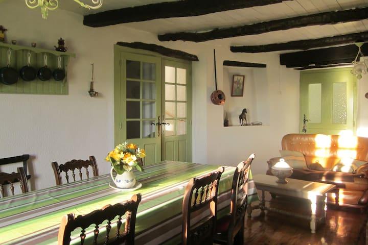 VACANCES PARC NATUREL HT LANGUEDOC - Roquebrun - Maison