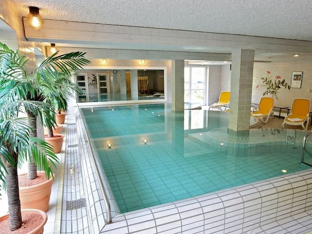 Beautiful Apartment Aktiv  Vital Hotel Residenz 4548.3 - Bad Griesbach - Apartemen