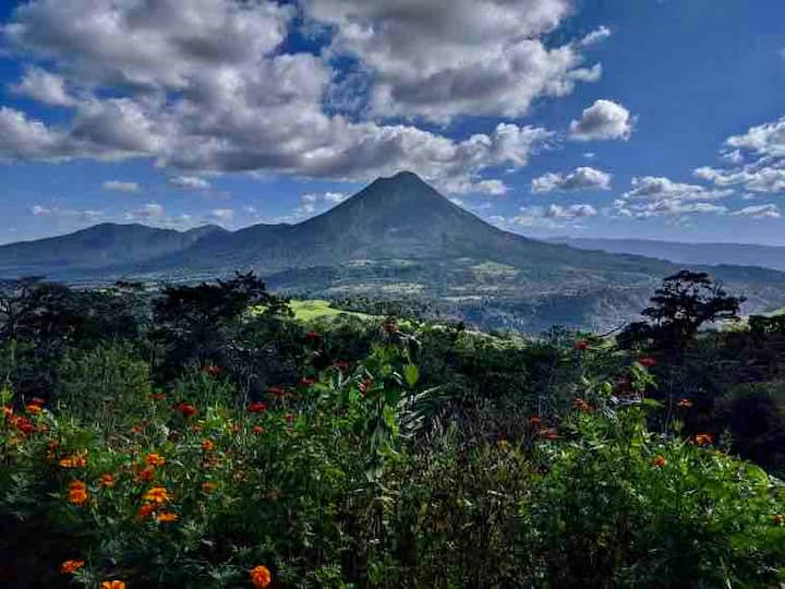 The marvelous of Arenal with amazing Volcano View!
