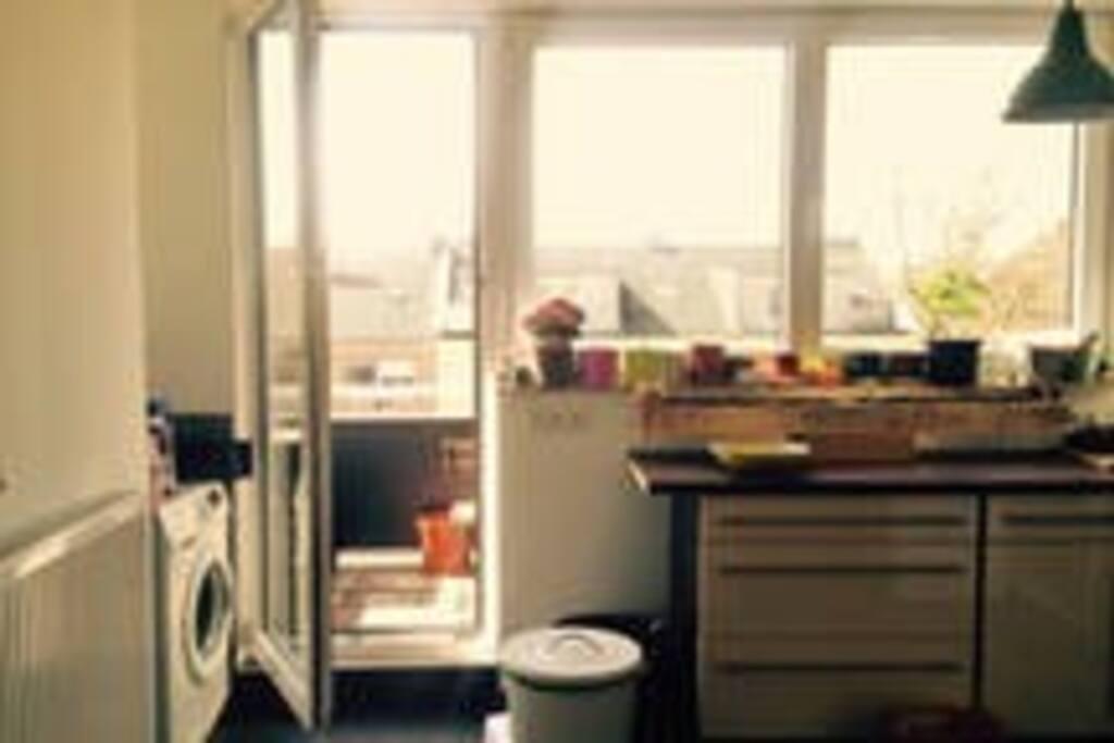 Küche; kitchen