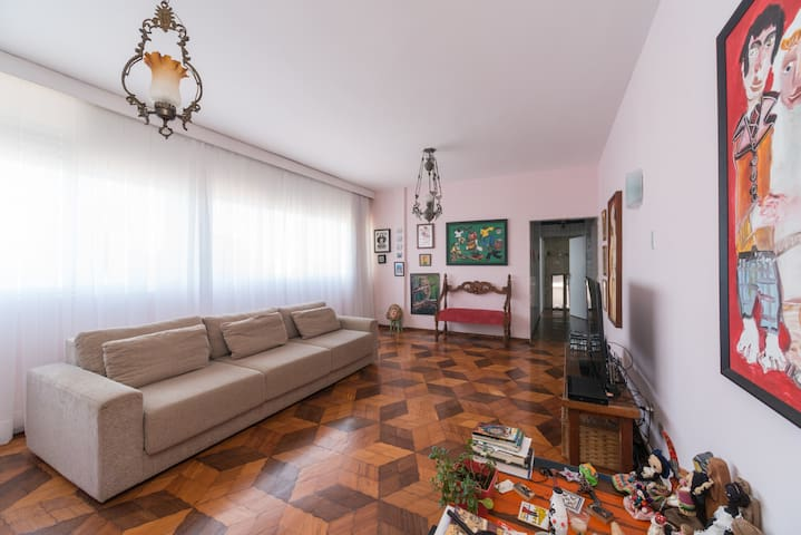 Room in large apartment in Recife - Recife - Apartmen