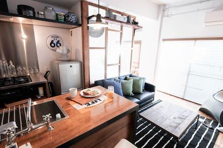 Modern apartment, Shibuya Harajuku Aoyama walk#12 - Shibuya-ku