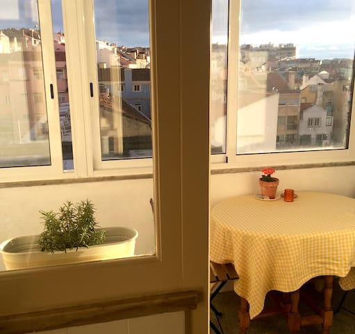 Double room in the cutest place in Lisbon - Lisboa - Appartement