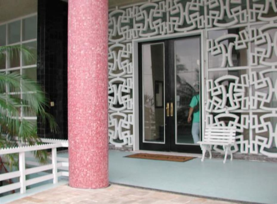 entrada do edificio