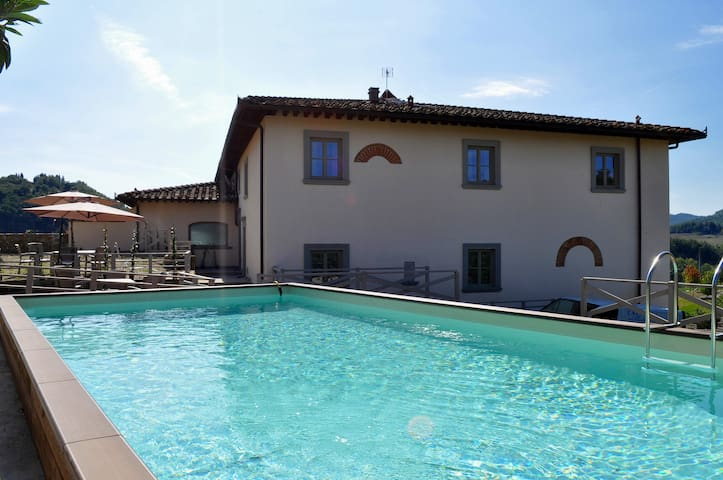 Elegant and modern apartment in Mugello - Scarperia - Apartament