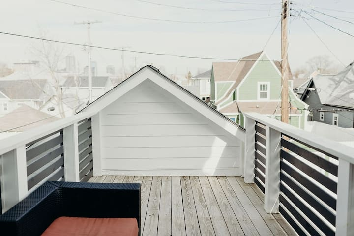 BRAND NEW House Close To Downtown & Fountain Sq.