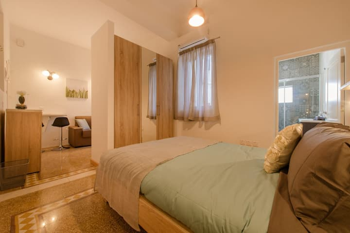 Beautiful Studio in Sliema's BEST Location