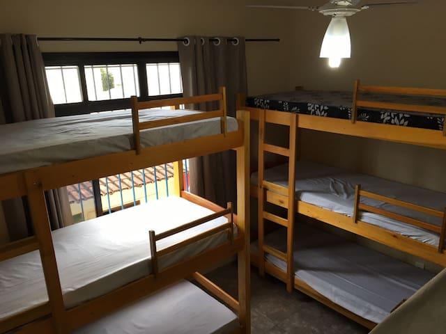 Hostel Brazil Backpackers Quarto Compartilhado