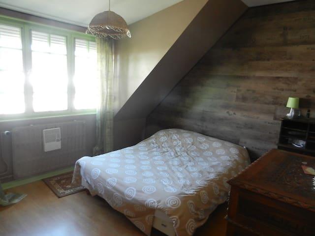Chambres au calme entre loisirs et campagne - Phaffans - Casa