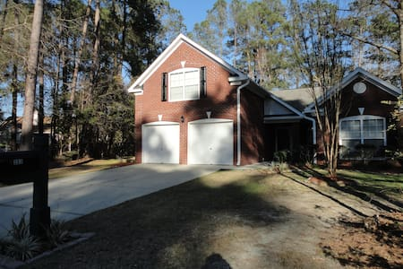 OnGolfCourse&NearPlantationsHome - Summerville - Ev