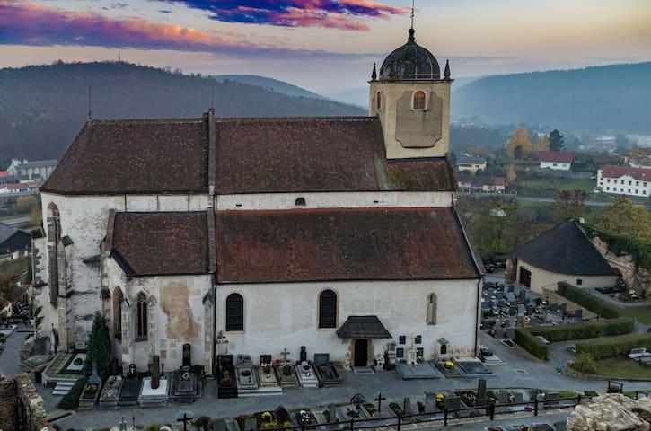 Wehrkirche Gars