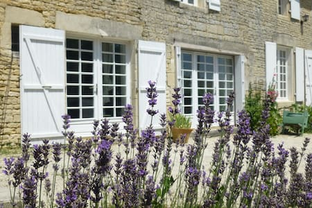 Maison Muguet holiday home near Cognac in France - Villiers-Couture - House