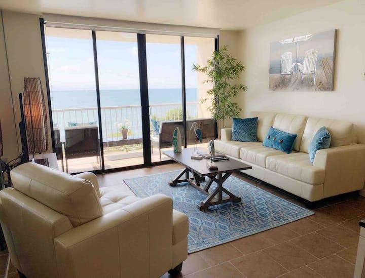 Luxury Ocean View Oasis