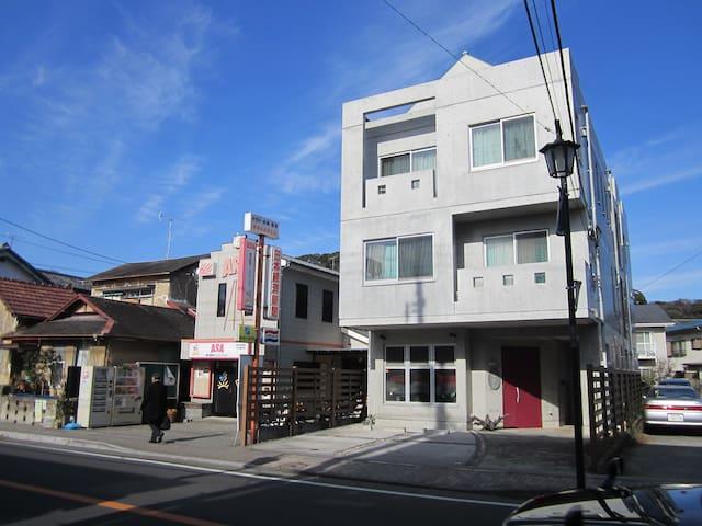 GoodFor2-3Guest&GreatAccessToExploreKamakuraByWalk - Kamakura-shi - Apartamento