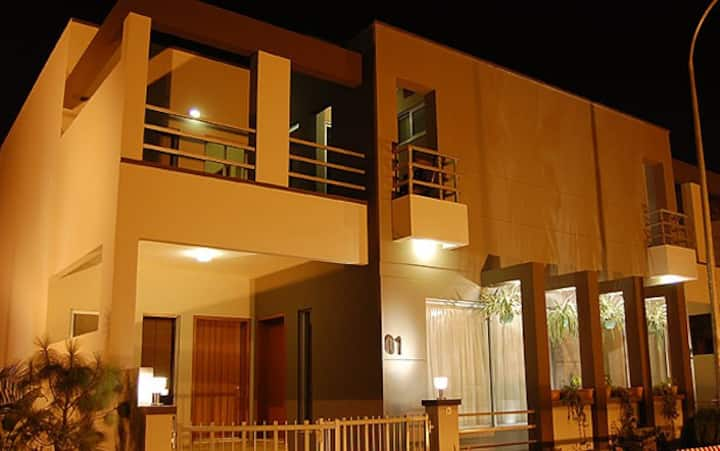 Modern Place in Lahore - Near Airport -Secure Area