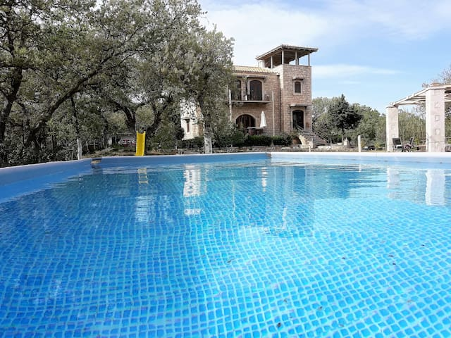 Villa Ermis your Natural Luxury - Kastellos - Vila