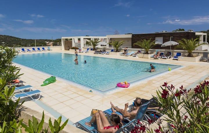 R-Club Les Villas Bel Godère 3p4/6p