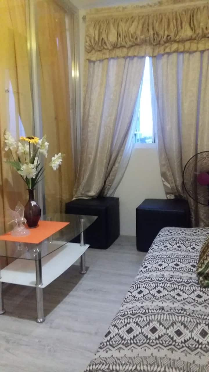 Amaia steps condo furnished 1 bedroom