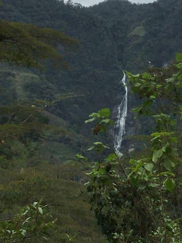 Descanso en las montañas del Tolima