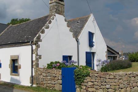 La Case Bleue - Haus