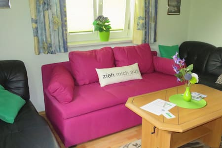 HH-Apartments Zirbitz - Appartement